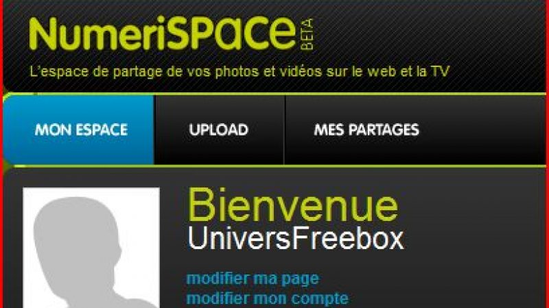 Numericable lance un site de partage vidéos et photos
