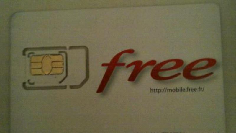 Découvrez une nouvelle version de la carte SIM de Free Mobile