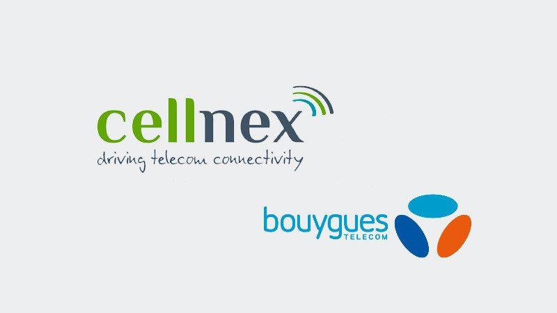 Bouygues Telecom et Cellnex ont signé un accord portant sur l'exploitation de 3.000 sites télécoms en France