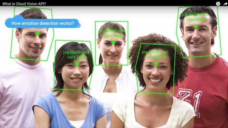 Google dévoile une API de reconnaissance d'images