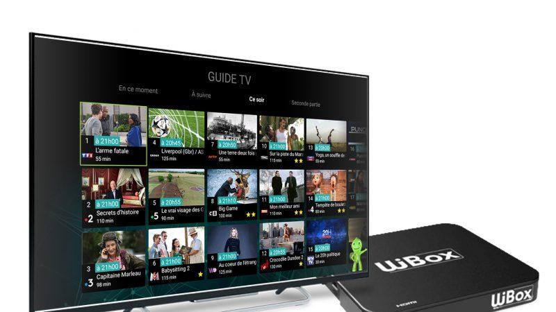 WiBox lance une box Android TV 4K  pour les particuliers sur les réseaux fibre d'Altitude
