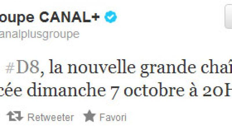 Canal+ lancera les chaînes D8 et D17 le 7 octobre : découvrez les nouveaux programmes