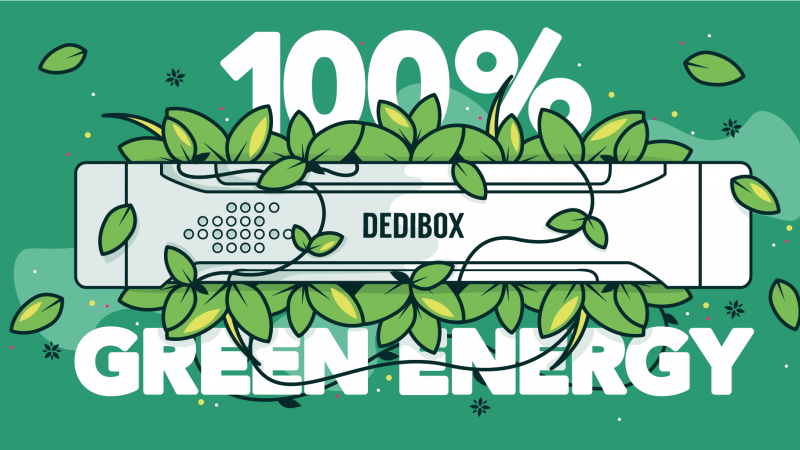 Les datacenters d'Online (Iliad), alimentés à 100% par des énergies renouvelables dès janvier
