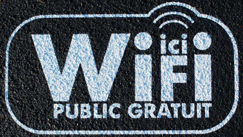 Le Wi-Fi public gratuit pourrait-il nécessiter une identification obligatoire pour protéger le droit d'auteur ?