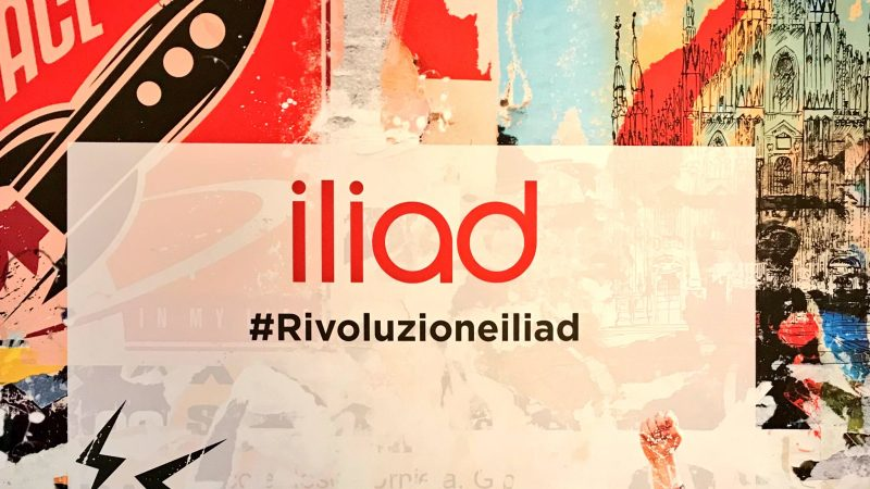Suivez la Révolution Iliad en vidéo et en direct depuis Milan