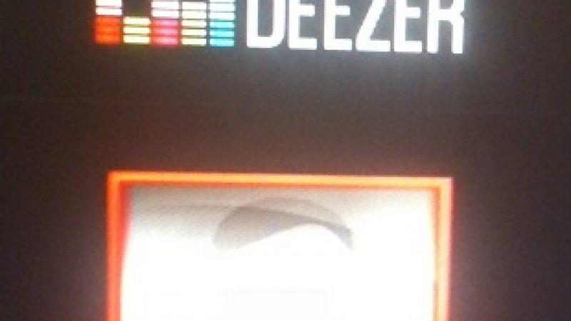 Découvrez l'application Deezer ajoutée au Freebox Player