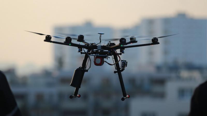L'ANFR se dote de drones pour ses mesures d'ondes radioélectriques autour notamment des pylônes