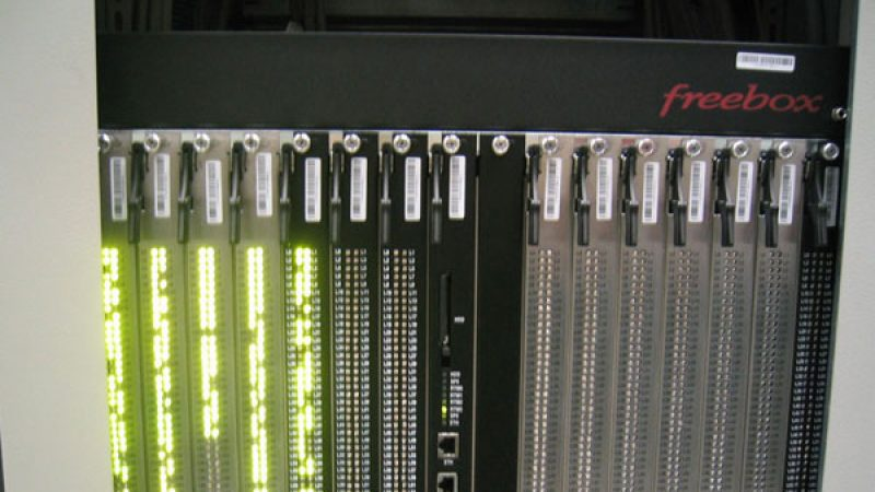 Free déploie ses premiers DSLAM entièrement IPV6