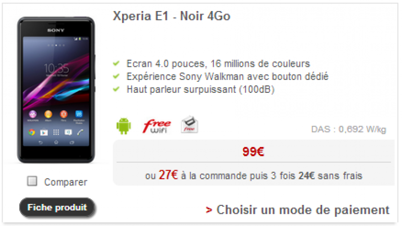 Free Mobile :  une baisse de prix et une location à moindre coût pour les Galaxy S5 et Galaxy Note 3 Lite