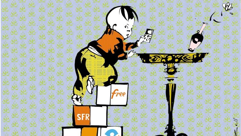 Free, Orange, SFR et Bouygues : qui a été le premier à… ?