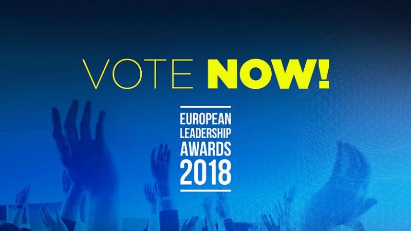 Xavier Niel nommé parmi les personnalités européennes de l'année aux European Leadership Awards 2018