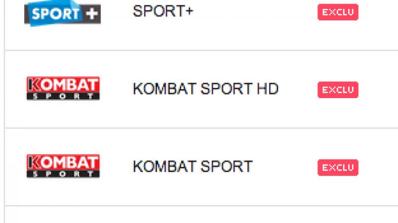 Freebox TV : des chaînes de sport devraient disparaitre et des chaînes cinéma arriver