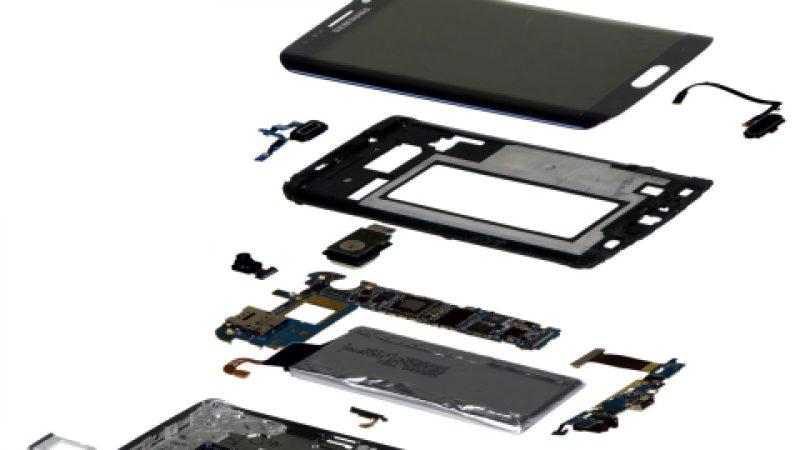 Désassemblage du Samsung Galaxy S6 : les composants évalués à 290,45 dollars