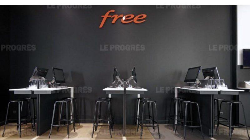 Free annonce qu'il va ouvrir un Free center à Aix-en-Provence et recrute son équipe
