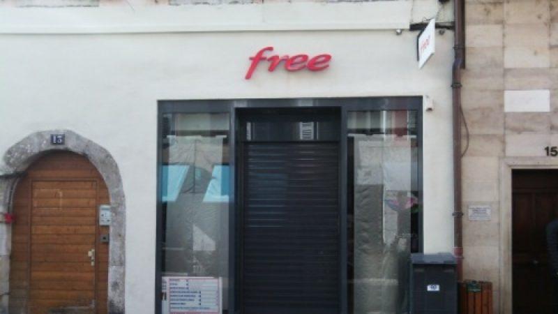 Découvrez le nouveau Free Center d'Annecy qui va bientôt ouvrir ses portes