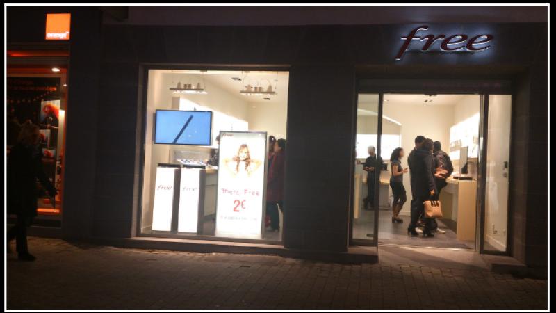 [MàJ] Ouverture du 1er Free Center de l'année 2013 à Clermont-Ferrand