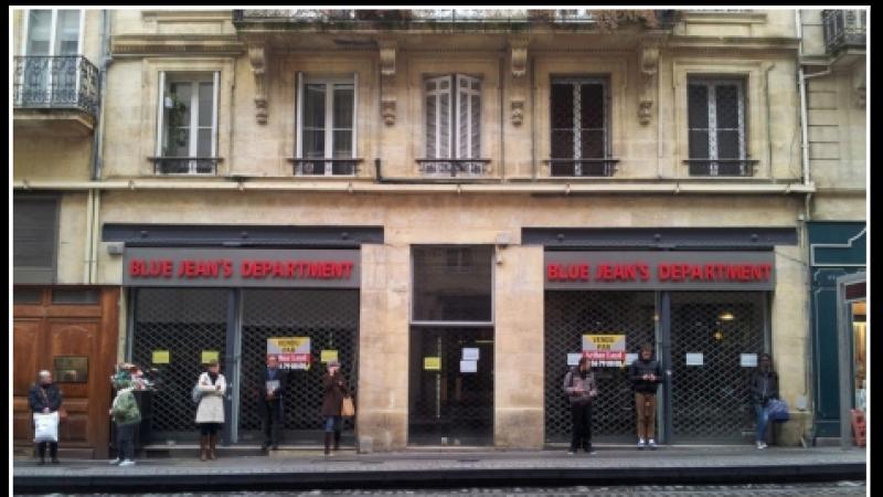 Découvrez le futur emplacement du Free Center à Bordeaux