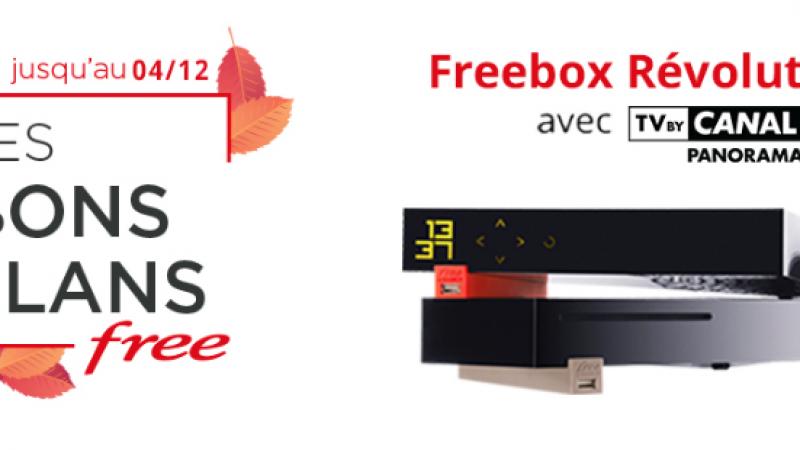 """Free : les """"Bons plans"""" sur les offres Freebox, c'est reparti pour un tour"""