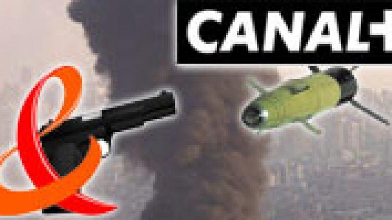 Canal+/France Télécom : la guerre est ouverte !