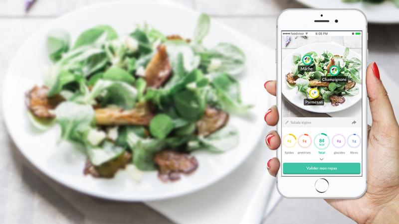 Xavier Niel investit dans Foodvisor, la start-up qui veut révolutionner le coaching nutritionnel