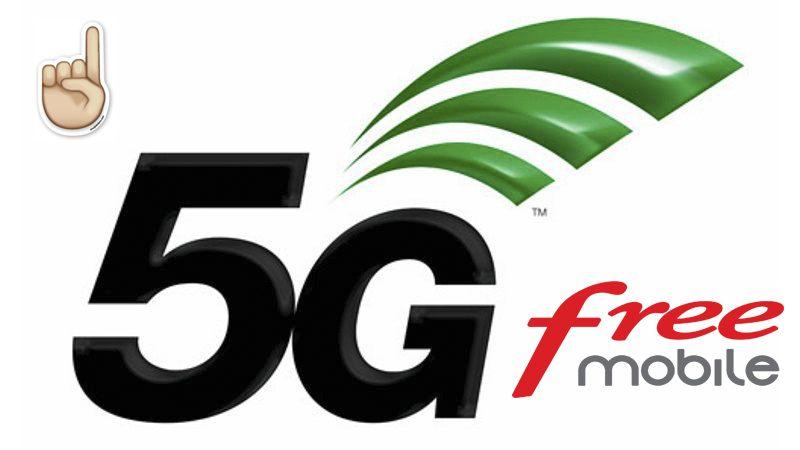 Free annonce être en marche vers le lancement de la 5G en zones très denses
