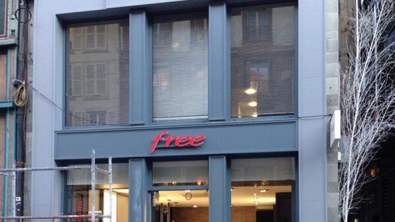 Le nouveau Free Center de Strasbourg dans ses derniers travaux