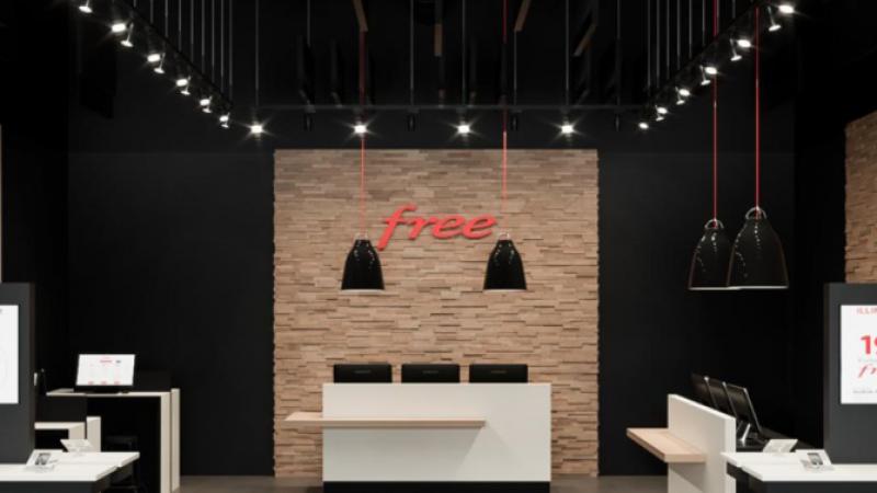 Free annonce l'ouverture d'un futur nouveau Free Center via une énigme