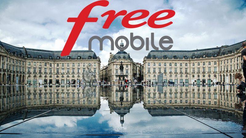 Free Mobile allume d'un coup la 4G 700 MHz dans l'intégralité d'une très grande ville