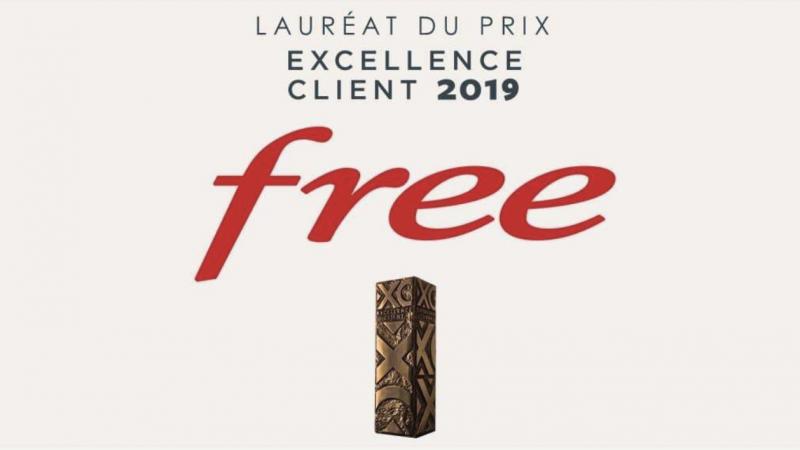Prix Excellence Client 2019 : Free décroche sa deuxième étoile pour la qualité de son assistance