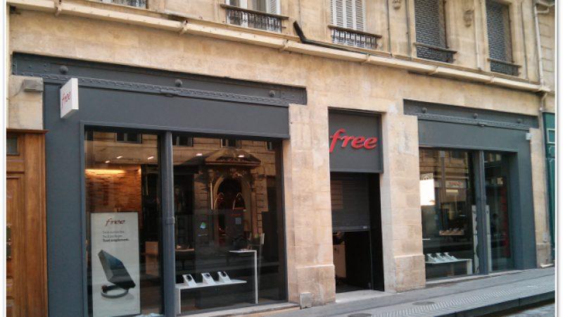 Free va mettre en place un réseau de boutiques en Italie