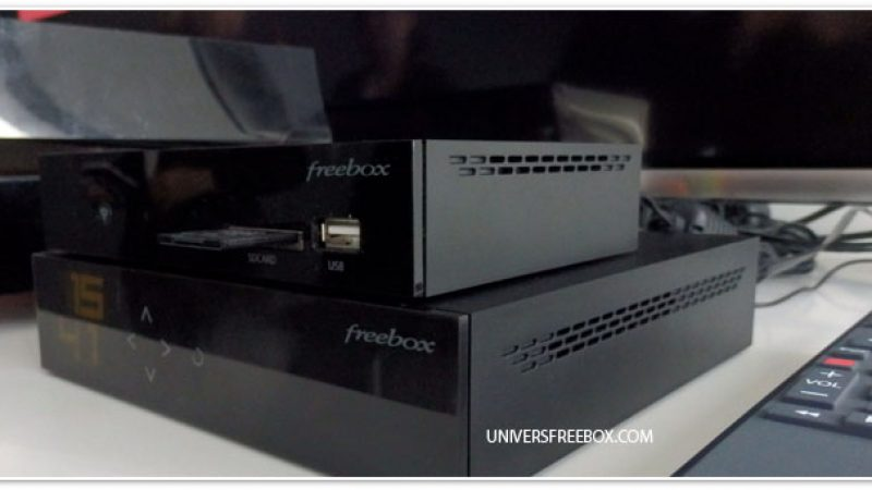 Mise à jour de la télécommande virtuelle Android TV développée par Bouygues et compatible Freebox Mini 4K