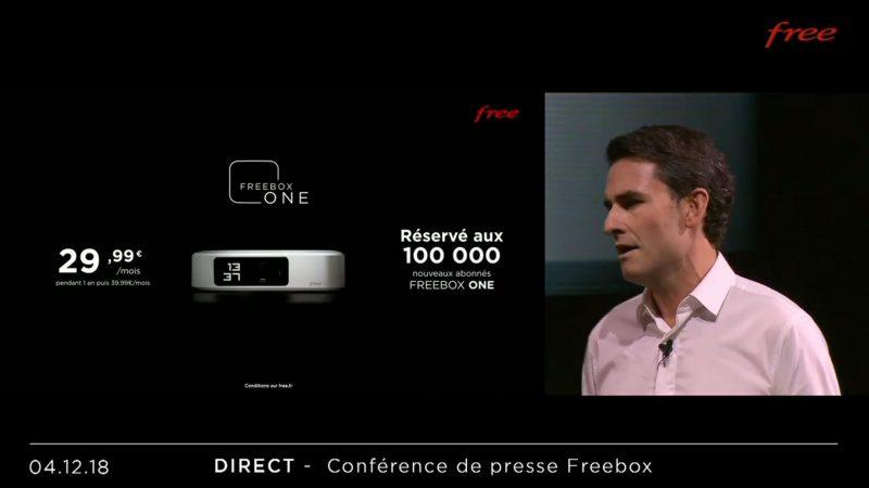 Netflix inclus également dans la Freebox One