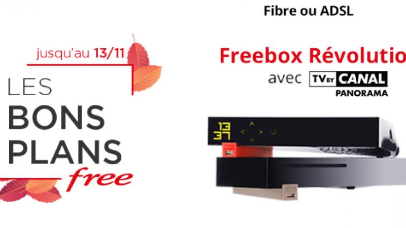 """Les """"Bons Plans"""" de Free sur les offres Freebox font encore et toujours de la résistance"""