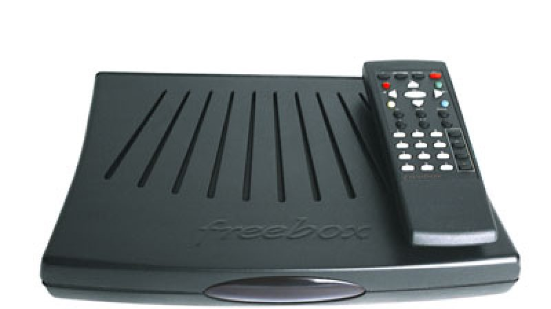 Nouveau firmware pour les Freebox V4