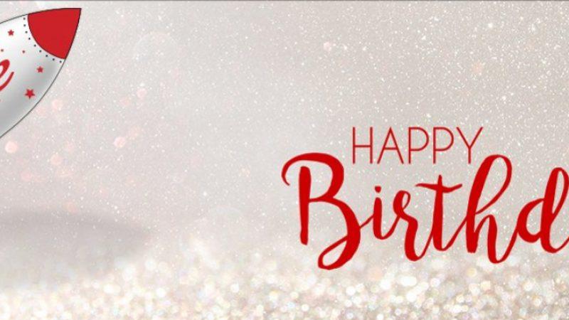 Free Mobile fête sa sixième année d'existence, joyeux anniversaire