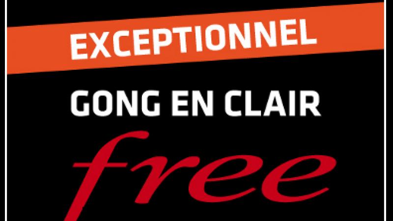 Les chaînes Gong et Gong HD offertes aux Freenautes jusqu'au 14 décembre