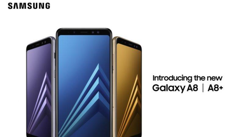 Une astuce pour économiser 120 euros sur le nouveau Galaxy A8