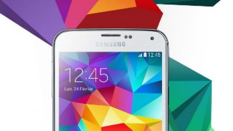 L'arrivée du Galaxy S5 chez Free Mobile  confirmée pour le 11 avril