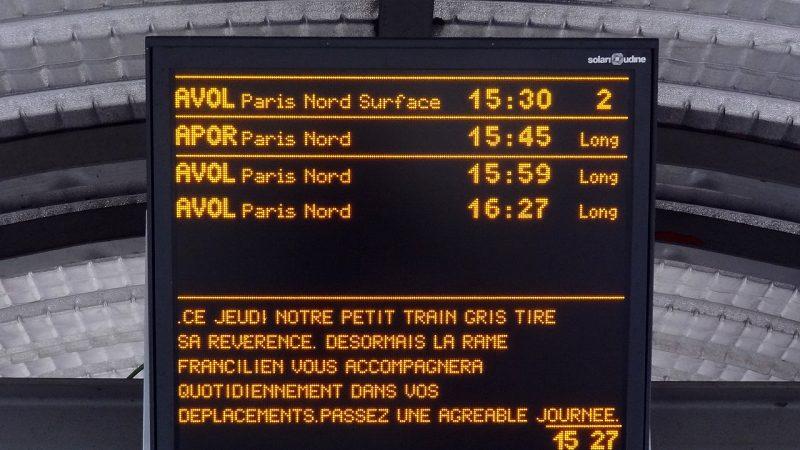 La fibre optique entrera dans les gares franciliennes d'ici 2019