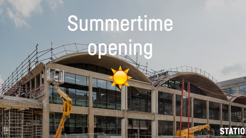 C'est officiel, STATION F ouvrira ses portes fin juin