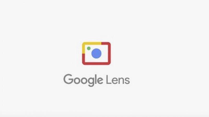 Google Lens débarque dans le Play Store