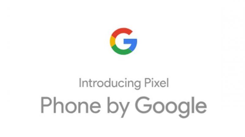 Le Google Pixel 3XL serait doté d'un double capteur photo frontal ainsi que d'une encoche
