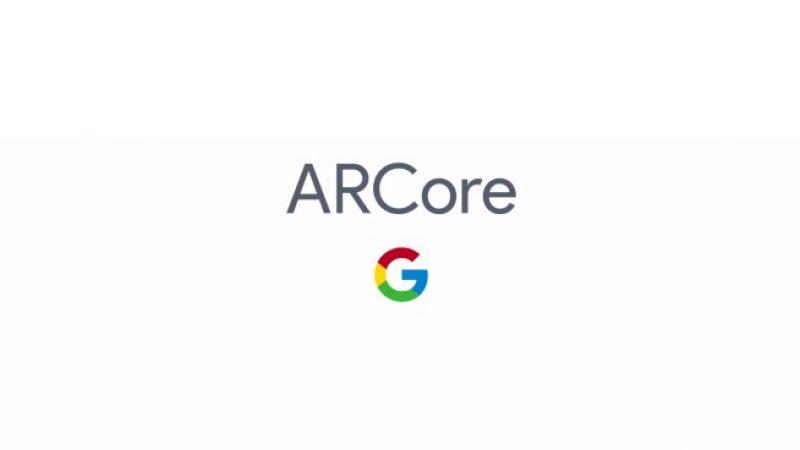 ARCore : quand Google intègre la réalité augmentée au Web