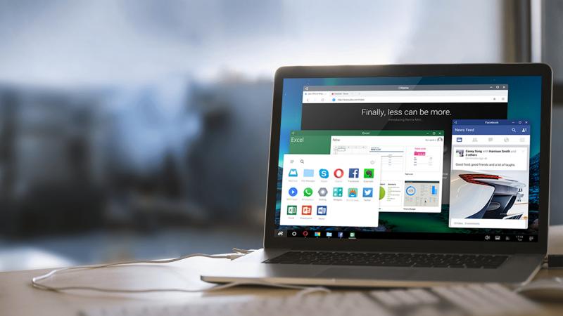 Installez Android sur votre PC avec « Remix OS for PC »