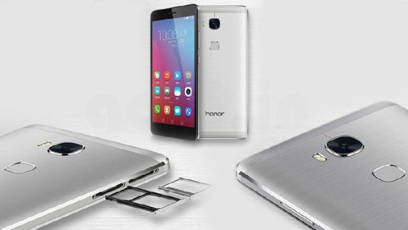 Le Honor 5X bientôt disponible en France