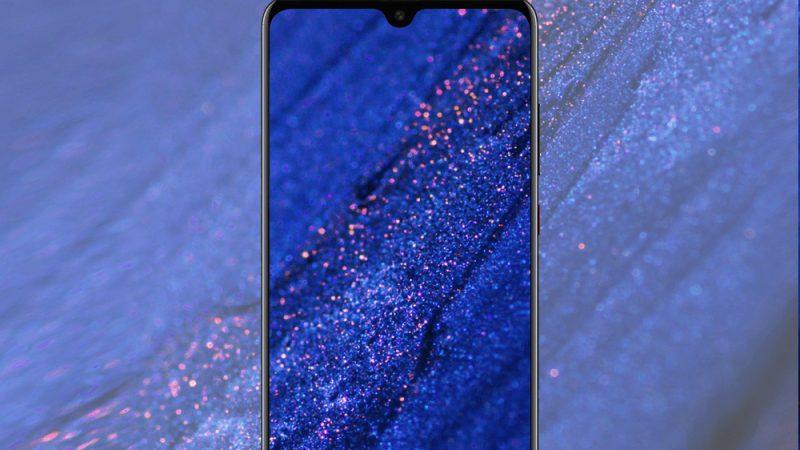 Huawei Mate 20 : des premiers rendus du prochain smartphone haut de gamme de la marque