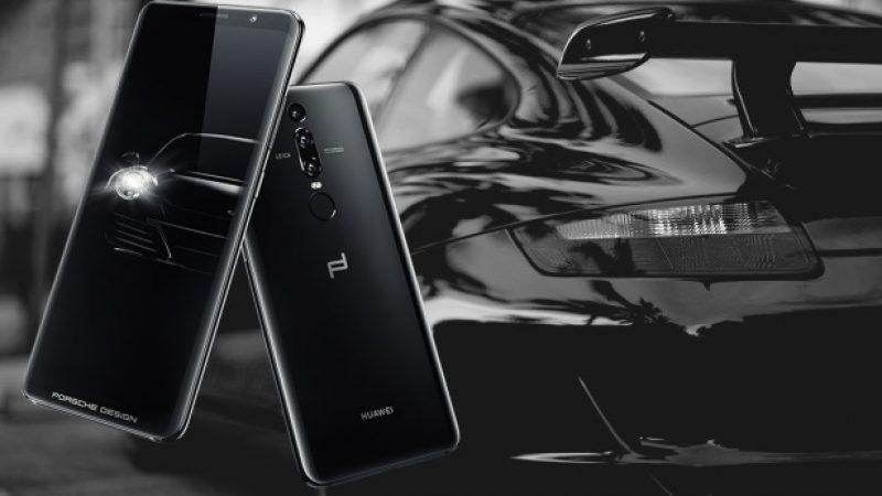 Huawei présente le Mate RS doté de 512 Go de stockage ainsi que d'un triple module caméra