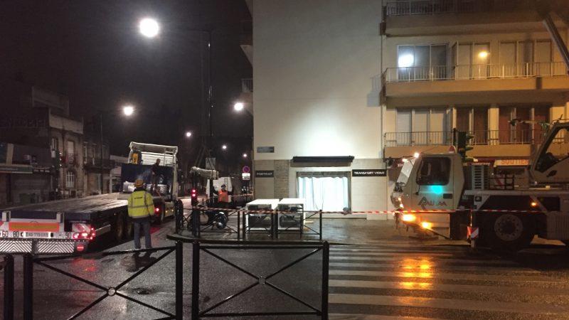 Free installe de nouvelles antennes-cheminées à Bordeaux