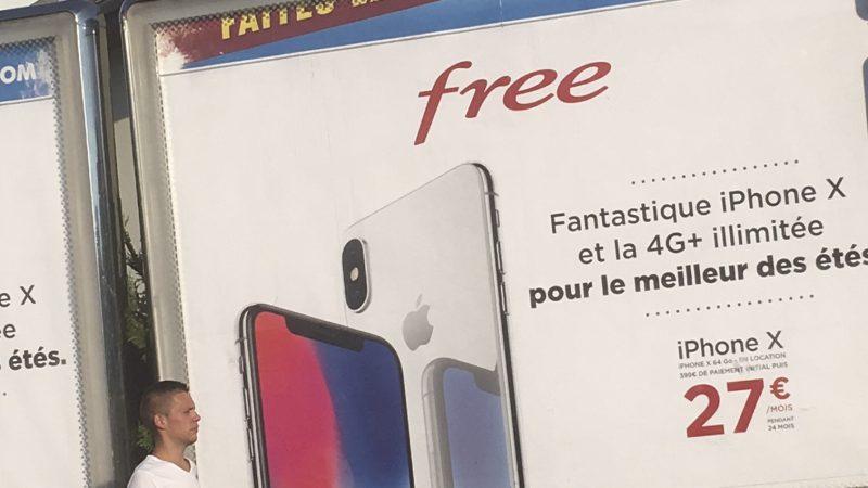 """Free Mobile lance une nouvelle campagne publicitaire pour """"le meilleur des étés"""""""