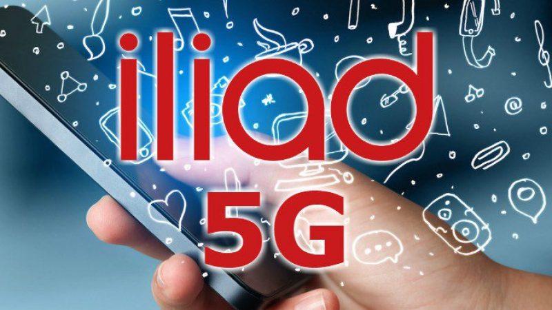 Fin des enchères 5G en Italie : Iliad aura investi pour près de 1,2 milliard d'euros